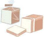 関西の食パンが5枚切りなのは粉もんの捉え方と関係してる!?