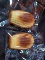 モンシェール心斎橋本店の焼き菓子マドレーヌはどうなの?美味しい?