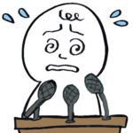 岡本社長記者会見で部屋で独りなので恫喝しないの回答おかしくない?
