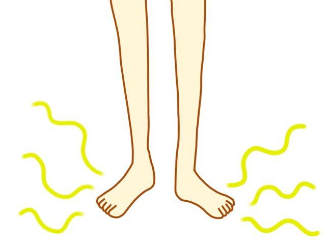 悪魔的な夏の足の臭いにNULLシューパウダーで悩みが軽減!?