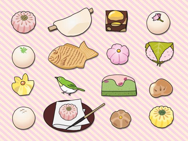 お正月にはこの和菓子を食べたい!めでたそうなスイーツ3選♪